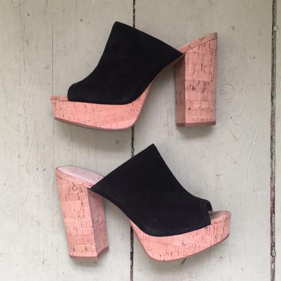 735a8cbb9359 Jessica Simpson Shoes - Jessica Simpson Giavanna platform heels sz 9.5